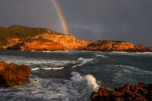 Diamond Bay rainbow.jpg